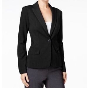 Calvin Klein Women's Suit Jacket Black Size 14